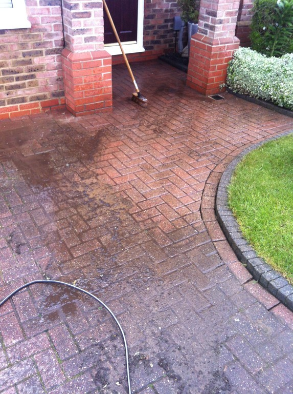 High definition cleaning limited driveway cleaning for Pressure washer driveway cleaner